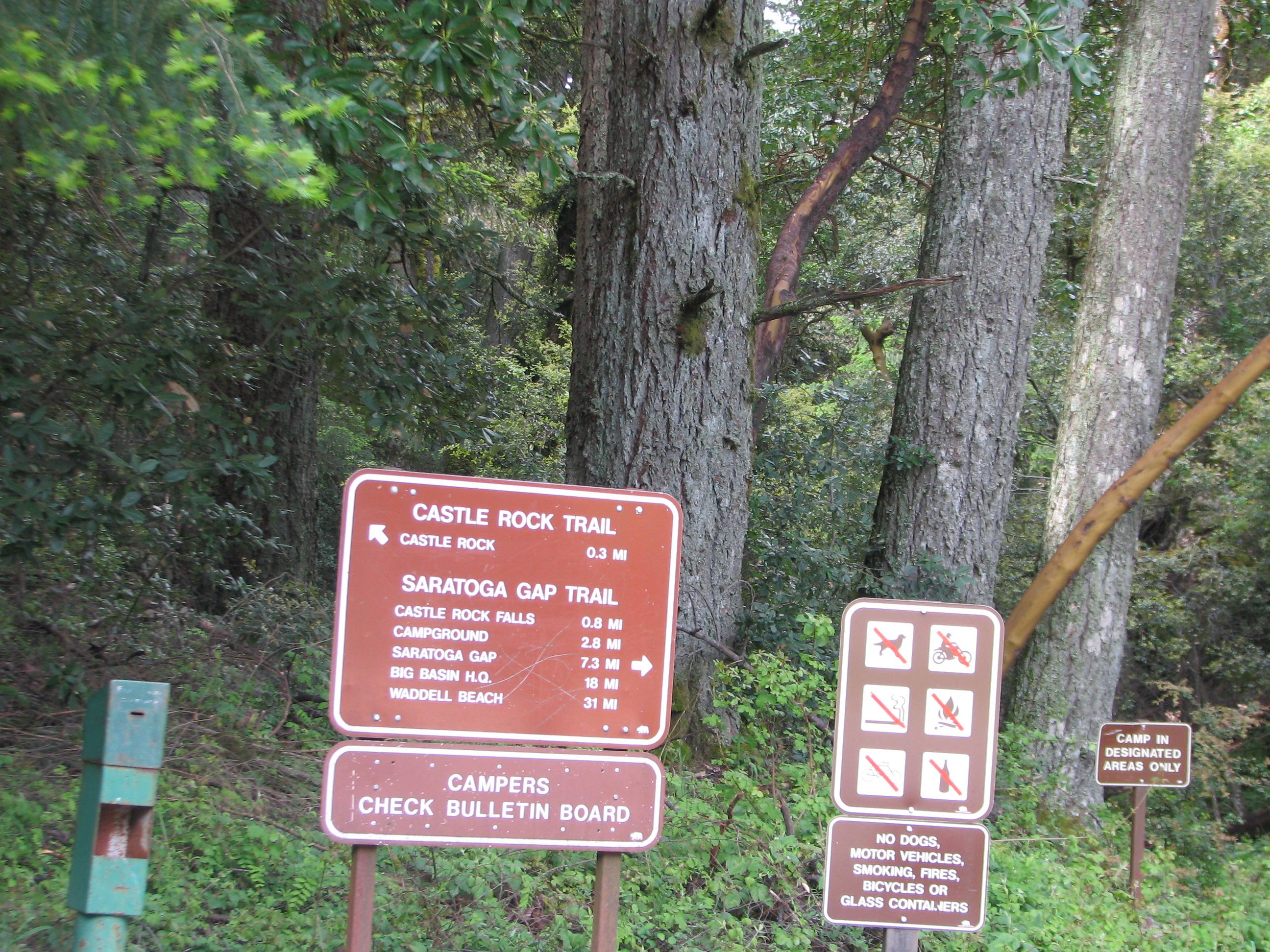Hiking Castle Rock State Park California Ashvin Kamaraju S Blog
